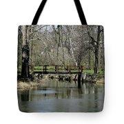 Tulpehocken Creek Tote Bag