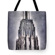 Tulsa Art Deco IIi Tote Bag by Tamyra Ayles