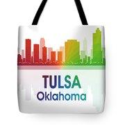 Tulsa Ok Tote Bag