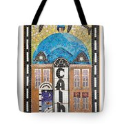 Tulsa's Cains Ballroom And Blue Dome Music District Tote Bag