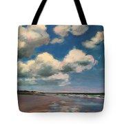 Tumbling Clouds Tote Bag
