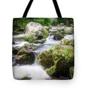 Tumbling Creek Tote Bag
