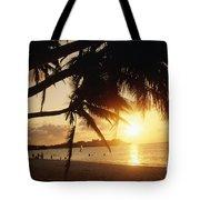 Tumon Bay Tote Bag