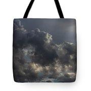 Tumultuous Nature Tote Bag