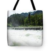 Tumwater Dam Tote Bag