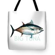 Tuna 001 Tote Bag