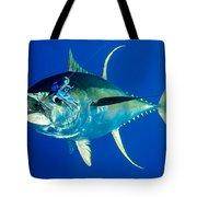 Tuna Magic Tote Bag
