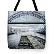 Tyne Bridge, Newcastle Tote Bag