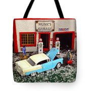 Tune Up Tote Bag