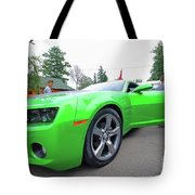 Tuned Chevrolet Tote Bag