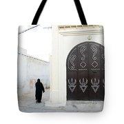 Tunisiandoor3 Tote Bag