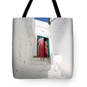 Tunisiandoor9 Tote Bag