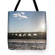 Tunkhannock Viaduct Tote Bag