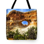 Tunnel Arch Tote Bag
