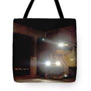 Tunnel Light Tote Bag