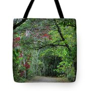 Tunnel Of Love Tote Bag