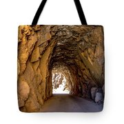 Tunnel Route 4nm Tote Bag