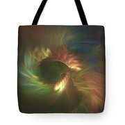 Tunnel Stretching Into The Distance Tote Bag