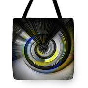 Tunnel To Nowhere Tote Bag