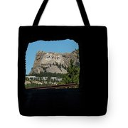 Tunnel View Mt Rushmore 2 B Tote Bag