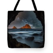Tunnel View Nights Tote Bag