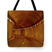 Tunnel Vision Daze  Tote Bag