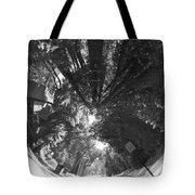 Tunneling The Street Tote Bag