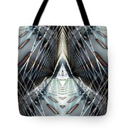 Tunnels End Tote Bag