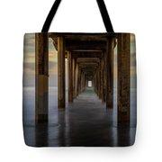 Tunnelscape Tote Bag