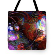 Tuns Of Paint Tote Bag