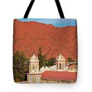 Tupiza, Bolivia Tote Bag
