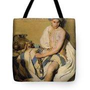 Turbaned Oriental  Tote Bag