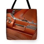 Turbine Console Tote Bag