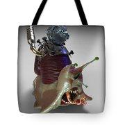 Turbo Snail Tote Bag