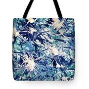 Turbo Turquoise  Tote Bag
