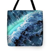 Turbulence Tote Bag