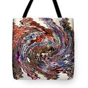 Turbulence II Tote Bag
