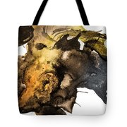 Turbulent Geography Tote Bag