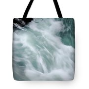 Turbulent Seas Tote Bag