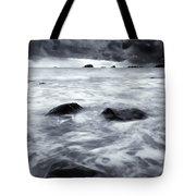 Turbulent Seas Tote Bag
