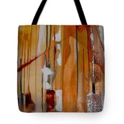 Turbulent Times Tote Bag