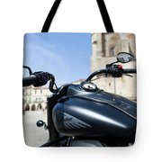Turgalium Motorcycle Club 01 Tote Bag