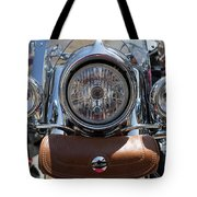 Turgalium Motorcycle Club 05 Tote Bag