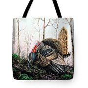 In Strut - Turkey Tote Bag