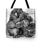 Turkey: Crimea Cartoon Tote Bag