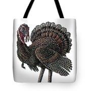 Turkey Tote Bag