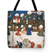 Turkish Astronomers Tote Bag