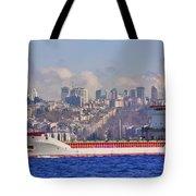 Turkish Cargo Tote Bag