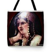 Turkish Gypsy Tote Bag