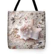 Turks And Caicos Shell Tote Bag
